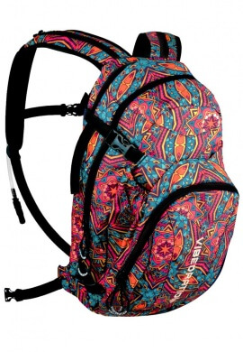 Backstage Hippie Kaleidoscope Hydration Pack