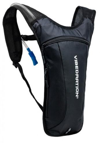 GA Athlete Black Hydration Pack