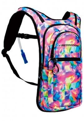 VIP Hippie Acid Fade Hydration Pack