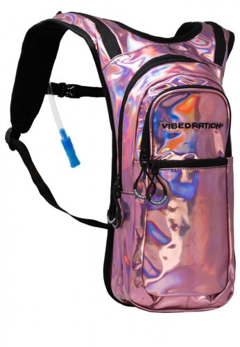 VIP Light Pink Holla-Graphic Hydration Pack