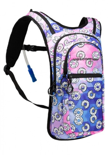 VIP Geometric Donuts Hydration Pack