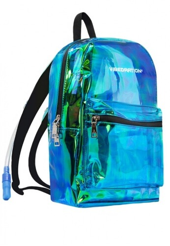 Electric Blueberry h2o Hydration Backpack