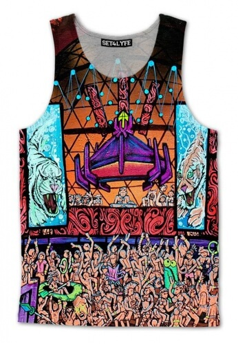 Little Village Tank Top