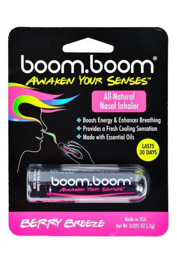 Berry BReeze Boom Boom Energy Inhaler