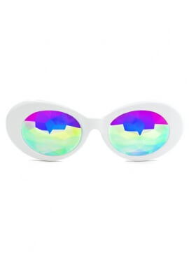 Clout Kaleidoscope Glasses