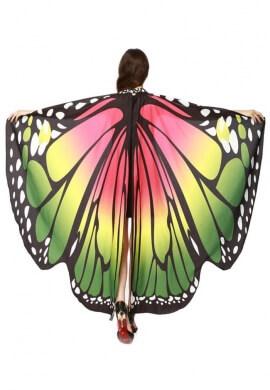 Watermelon Butterfly Wings