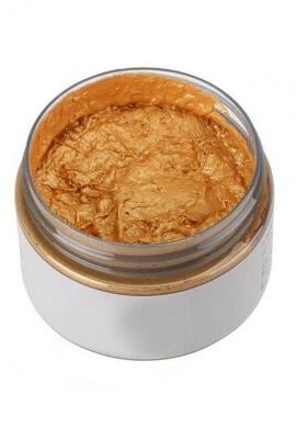 Gold Colored Wax Hair Dye
