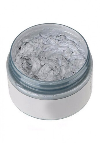Silver Colored Wax Hair Dye