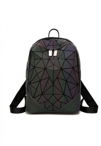 Protect Holographic Backpack