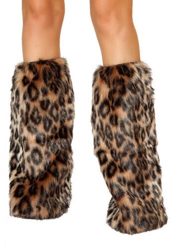 Leopard Fluffies