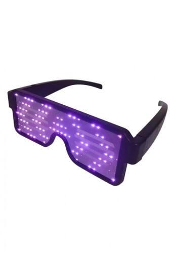 Pixel LED Glasses
