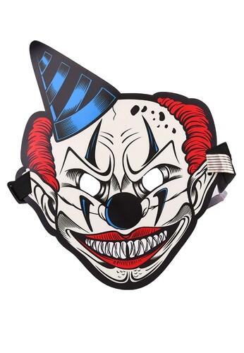 LED Light Up Bubbles the Clown Mask