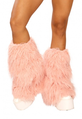 Vintage Rose Mohair Fluffies
