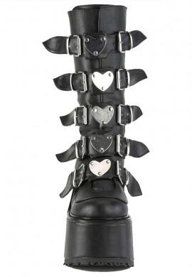 Demonia Black Swing-230 Boots