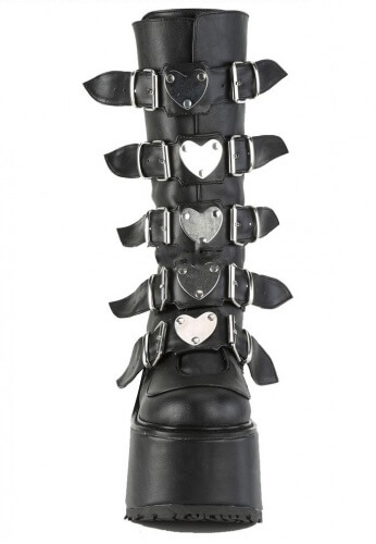 Demonia Black Swing-230 Boots