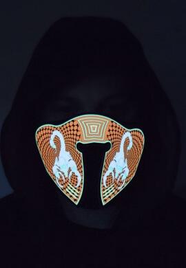 Scorpio Light Up Mask