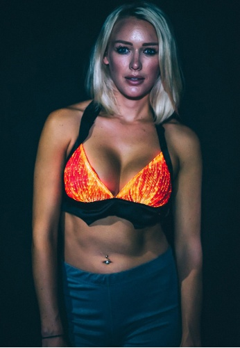 Light Up Firefly Bra