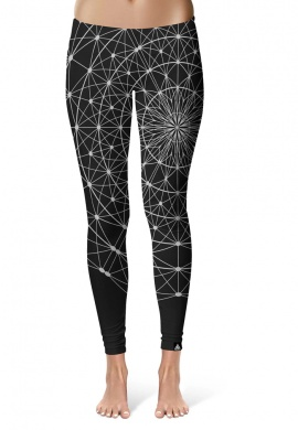 Tree of Life Matrix Leggings