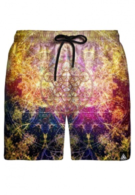 Pineal Metatron Swim Shorts