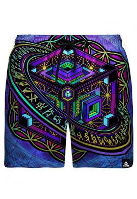 Perspective Swim Shorts