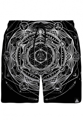 Esoteric Swim Shorts