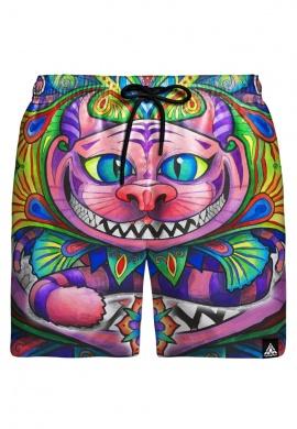Cheshire Cat Swim Shorts