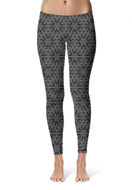 Star Tetrahedron Leggings
