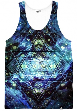 Enlightened Sea Tank Top