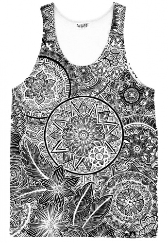 Star Mandala Tank Top