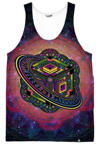 Altered Perspective Tank Top