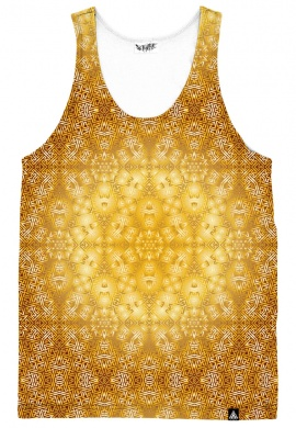 Golden Star Sayagata Tank Top