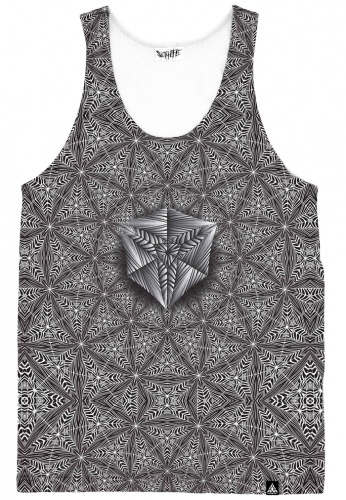 Fractal Starseed Tank Top