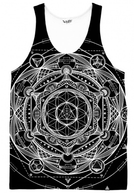 Esoteric Dark Tank Top