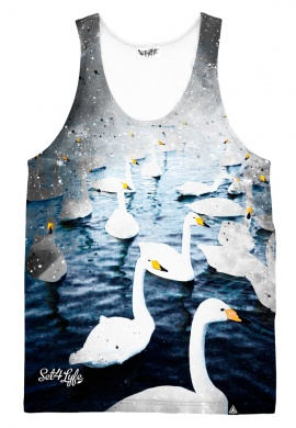 Swan Tank Top