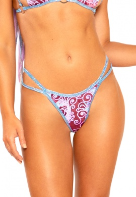 Rose Prism Strap Bottoms
