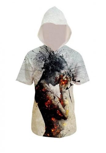 Deliberation Hoodie T-Shirt