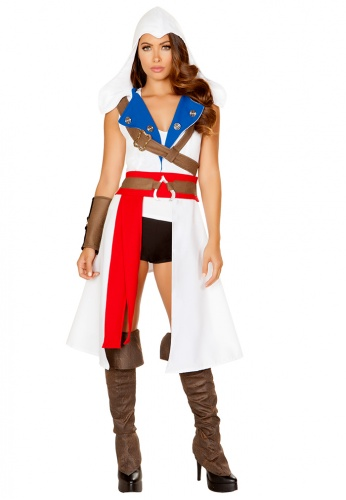 Assassins Protector Costume