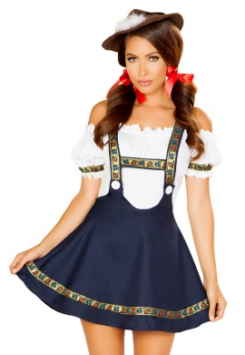 Bavarian Beauty Costume