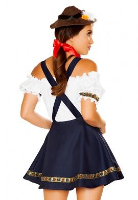 Bavarian Beauty Costume