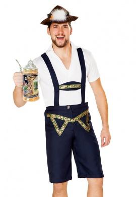 Oktoberfest Beer Bud Costume