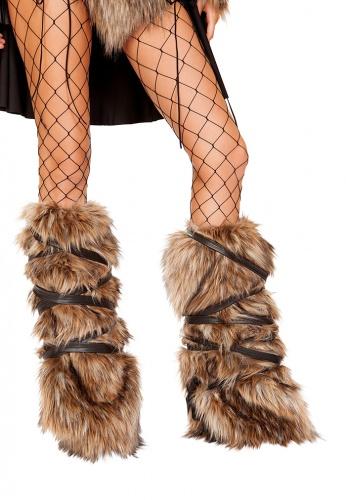 Viking Leg Fluffies