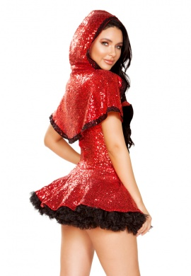 Little Red Hooded Costume