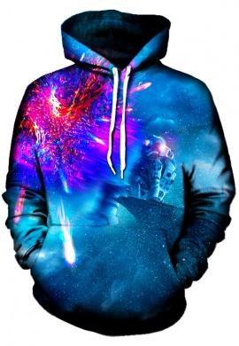 Astronaut Galaxy Hoodie
