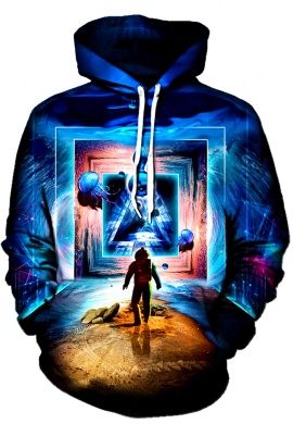 Portal to the Beyond Hoodie