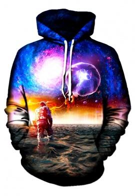 Astronaut Absorption Hoodie