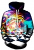 Astronaut Absorbtion Hoodie