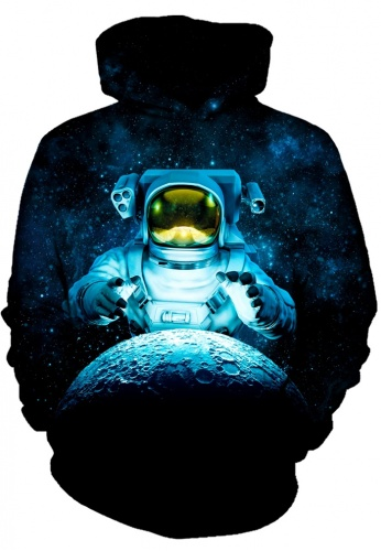 Reach for the Moon Hoodie