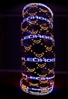 Flux LED Hoop