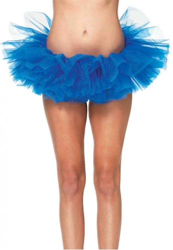 Royal Blue Organza Tutu