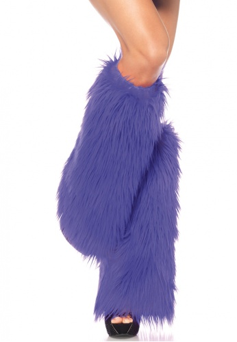 Purple Fluffies